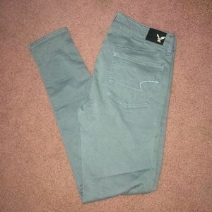 American Eagle Twill Jegginga